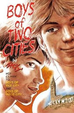 Boys of Two Cities (Zack's Boys Series Book 3) (Erotic Novel with Illustrations)