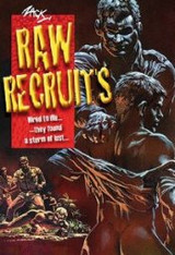 Raw Recruits by Zack (Erotic Novel with Illustrations)