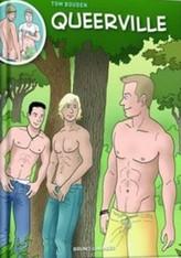 Queerville (Erotic Comic Book)