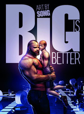Big is Better 1 (Erotic Comic Book)