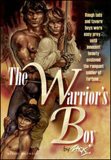 The Warrior's Boy (Erotic Novel with Illustrations)