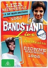 Bandstand Live - Liza Minnelli & The Allen Brothers / Dionne Warwick DVD