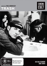 Trash DVD (Cinema Cult series)