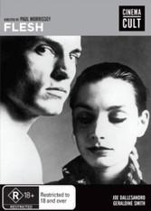 Flesh DVD (Cinema Cult series)