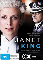Janet King DVD (Series One)