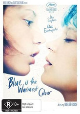 Blue is the Warmest Colour DVD