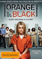 Orange is the New Black (Season One) DVD