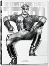Tom of Finland : The Complete Kake Comics - out of stock with the supplier