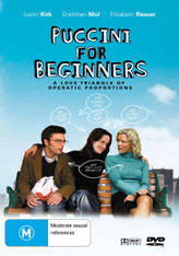 Puccini for Beginners DVD
