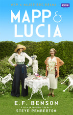 Mapp & Lucia Omnibus (includes Queen Lucia, Miss Mapp and Mapp and Lucia) - 2014 BBC Television series Tie-in edition