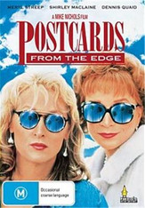 Postcards From The Edge DVD