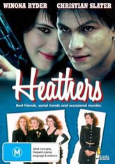 Heathers DVD