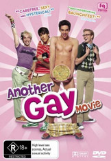 Another Gay Movie DVD