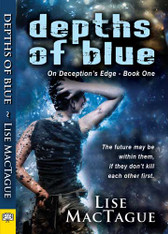 Depths of Blue (On Deception's Edge - Book 1)