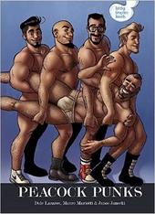 Peacock Punks (Erotic Comic Book)