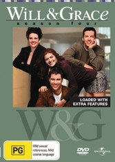 Will & Grace : Season 4 DVD