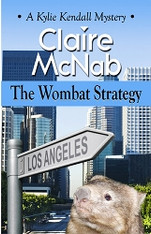 The Wombat Strategy : Kylie Kendall Mystery #1