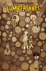 Lumberjanes Volume 4 : Out of Time