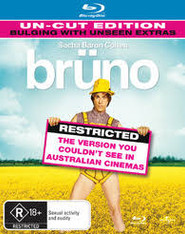 Bruno Uncut Special Edition Blu-Ray