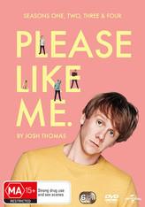 Please Like Me Boxset (Complete Seasons 1 - 4) DVD