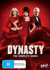 Dynasty - The Complete Series Boxed Set DVD