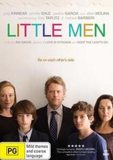 Little Men DVD