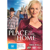 A Place To Call Home : Season 3 DVD