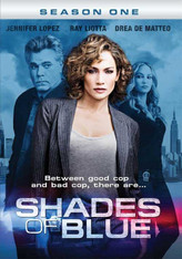 Shades Of Blue - Season 1 DVD