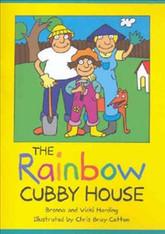 The Rainbow Cubby House