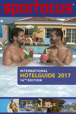 Spartacus International Hotel Guide 2017 : 16th Edition