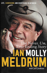 Molly - The Never, um... Ever Ending Story : Life, Countdown and Everything In Between - Signed copy
