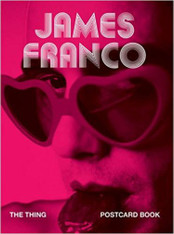 James Franco : The Thing - Postcard Book
