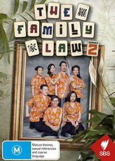 The Family Law (Series 2) DVD