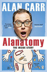 Alan Carr: Alanatomy - The Inside Story (Paperback)