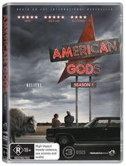 American Gods : Season 1 DVD