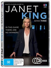 Janet King : Series 3 DVD
