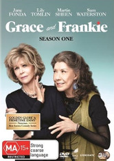 Grace and Frankie (Season One) DVD