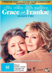 Grace and Frankie (Season Two) DVD