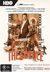 The Deuce (The Complete First Season) DVD