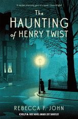 The Haunting of Henry Twist (B format Paperback)