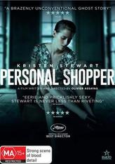 Personal Shopper DVD