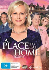 A Place to Call Home Season 5 DVD