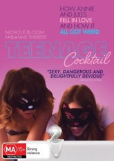 Teenage Cocktail DVD