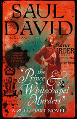 The Prince and the Whitechapel Murders : (Zulu Hart 3)