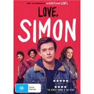 Love, Simon DVD