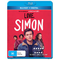 Love Simon Blu-Ray + Digital Copy