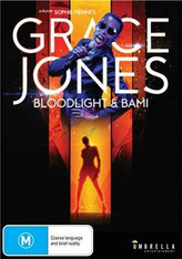 Grace Jones : Bloodlight & Bami DVD