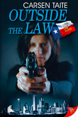 Outside the Law : Lone Star Law Romance
