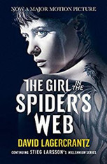 The Girl In The Spiders Web (Film Tie In)