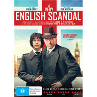 A Very English Scandal DVD